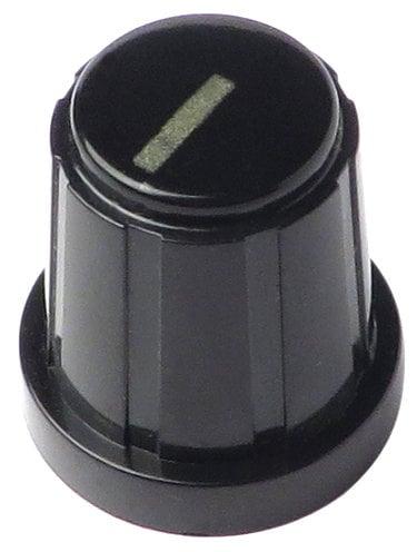 Bogen Communications 03-0688-01  Black Rotary Knob for GS250 03-0688-01