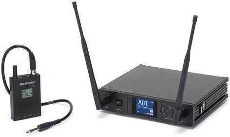 Samson SWS7BGT-C Synth 7 UHF Wireless Guitar System SWS7BGT-C