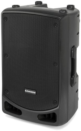 "Samson Expedition XP112A 500W 12"" 2-Way Portable Active PA Speaker SAXP112A"