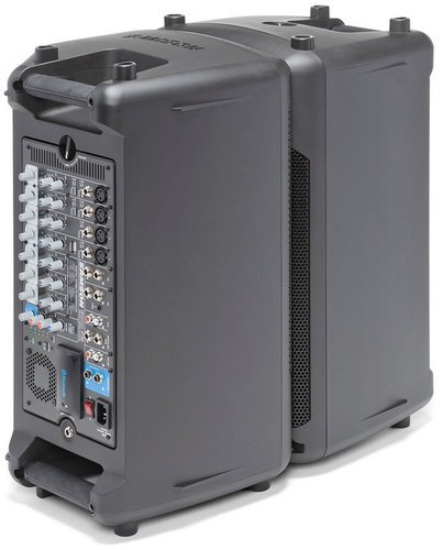 Samson Expedition XP1000 2x 500W Portable PA System with 10 Channel Mixer XP1000-SAMSON