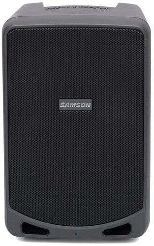 Samson Expedition XP106 Rechargeable Portable PA with Built-In Mixer, Bluetooth and Microphone XP106