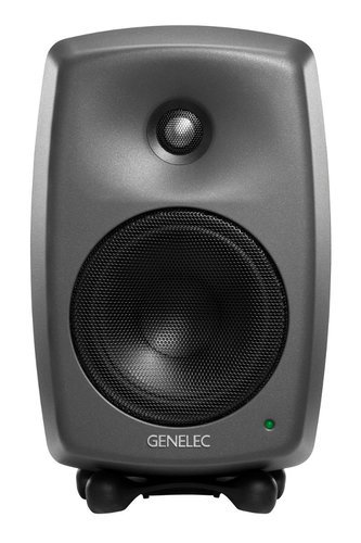 "Genelec 8330 Stereo SAM Pair of 5"" 2-Way 100 Watt Smart Active Studio Monitors with GLM V2.0 and Volume Control 8330-SAM"
