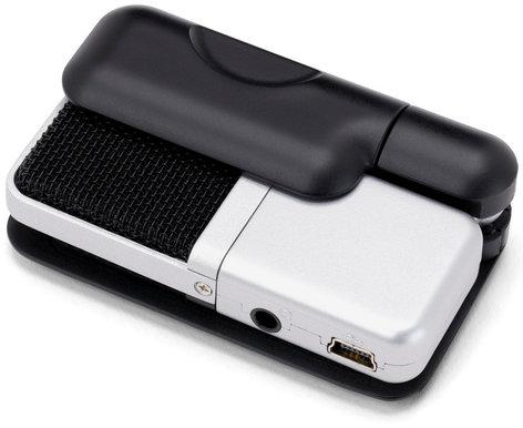 Samson Go Mic Portable USB Condenser Microphone GO-MIC