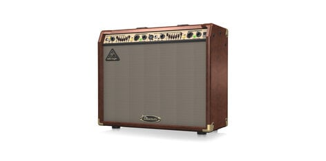 """Behringer ACX900 2x90W 2-Channel 2x8"""" Acoustic Guitar Combo Amplifier with Effects ACX900"""