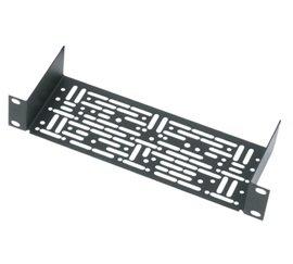 "Middle Atlantic Products HR-UMS1-3.5 3.5"" D Half Rack Universal Multi Shelf HR-UMS1-3.5"