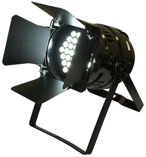 Blizzard Lighting HushPar Theatrik 36x 3W LED Fixture with Barndoor HUSHPAR-THEATRIK