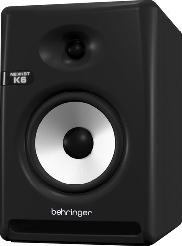 "Behringer NEKKST K6 6.5"" 100 Watt Bi-Amplified Studio Monitor K-6"
