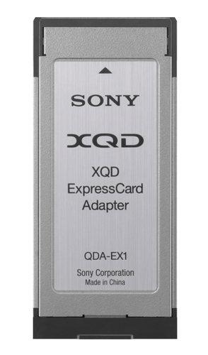 Sony QDAEX1/SC1 XQD Express Card Adapter QDAEX1/SC1