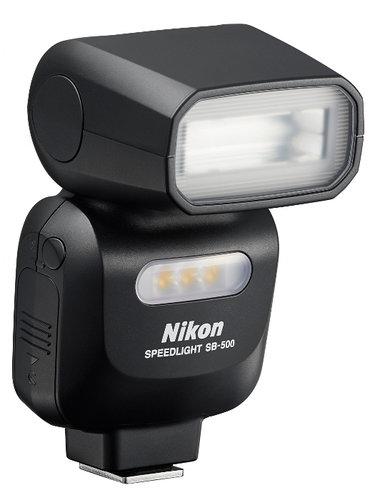 Nikon 4814 SB-500 AF Speedlight Flash 4814