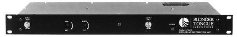 Blonder-Tongue RMDA 1000-30 30 dB 47-1000 MHz Rackmount RF Distribution Amplifier RMDA1000-30