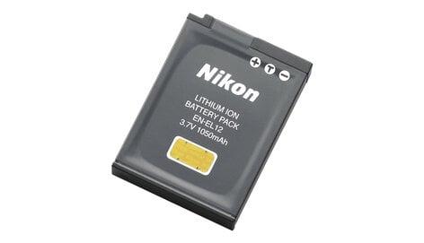 Nikon 25780 EN-EL12 Rechargeable Li-ion Battery 25780
