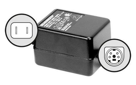 Behringer Power Supply PSU8-UL 120V Replacement Power Supply for VAMP, V-AMP2, V-AMP3, LX1B and DFX69 PSU8-UL
