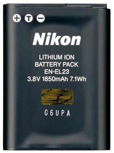 Nikon EN-EL23 Rechargeable Li-ion Battery for COOLPIX Digital Cameras 25880