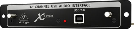 Behringer X-USB  32-Channel USB Expansion Card for X32 Console X-USB