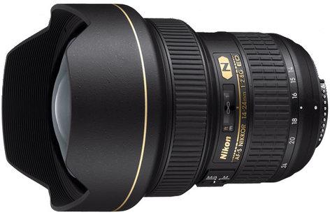 Nikon 2163 AF-S NIKKOR 14-24mm f/2.8G ED Zoom Lens 2163