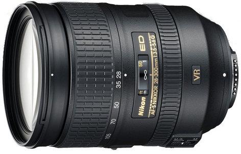 Nikon 2191 AF-S NIKKOR 28-300mm f/3.5-5.6G ED VR Zoom Lens 2191