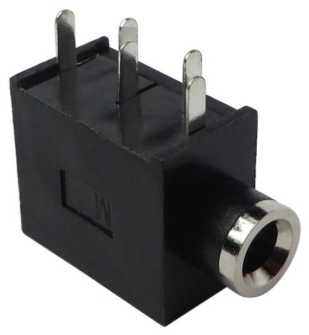Line 6 21-12-0035 3.5mm Jack for Spider II and POD HD500X 21-12-0035