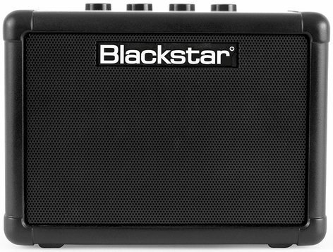 Blackstar Amps FLY 3 3W Miniature Guitar Combo Amplifier FLY-3