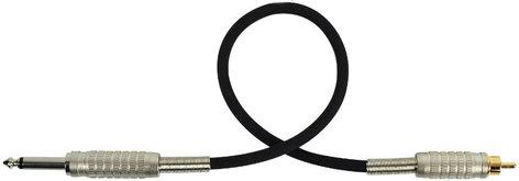 """TecNec SC25SR  25 ft 1/4"""" TS Male to RCA Male Star-Quad Audio Cable SC25SR"""