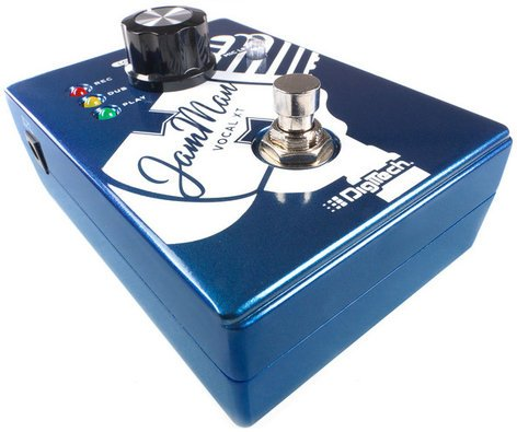 DigiTech JamMan Vocal XT Vocal Looping Effects Pedal with Power Supply JAMMAN-VOCAL-XT