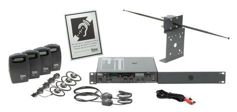 Listen Technologies LS-48-072  Premier Level II Stationary RF Assistive Listening System LS-48-072