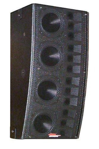 Apogee Sound (Bogen) ALA-1  Compact Line Array Module ALA-1