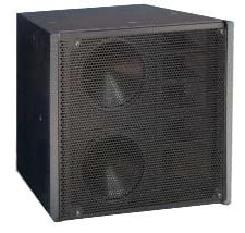 Apogee Sound (Bogen) ALA-1LT  Compact Long-Throw Line Array Module ALA-1LT
