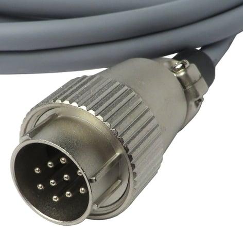 Allen & Heath 002-225JIT 5p-10p Power Cable for RPS11 002-225JIT