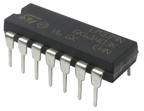 Allen & Heath AE0071  IC LM339N for GL2200 and MPS14 AE0071