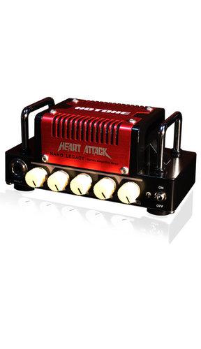 Hotone Nano Heart Attack 5W Guitar Amplifier Head HEART-ATTACK-HOTONE