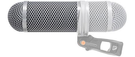 Rycote 010320  Super-Shield Shotgun Microphone Windshield and Shock Mounting Kit, Small 010320