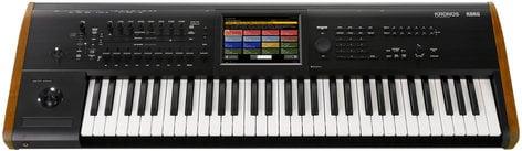 Korg Kronos 61 Workstation Keyboard KRONOS6