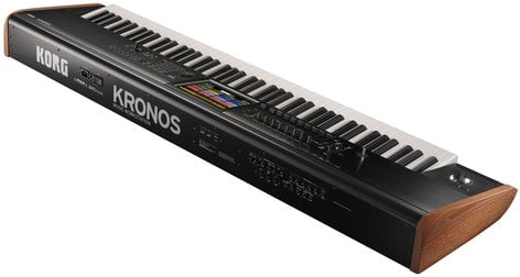 Korg Kronos 8 88-Key Keyboard Synthesizer Workstation With RH3 Graded  Hammer Action