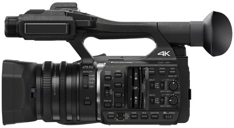 Panasonic HC-X1000 Ultra HD Camcorder with 24p Cinema / 60p Video Recording HC-X1000