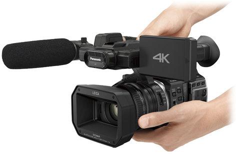 Panasonic HC-X1000 Ultra HD Camcorder with 24p Cinema / 60p Video Recording HC-X1000