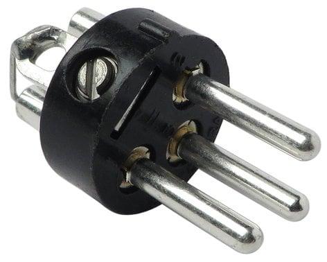 Electro-Voice F.01U.109.018  XLR Connector Insert for EV 757B F.01U.109.018