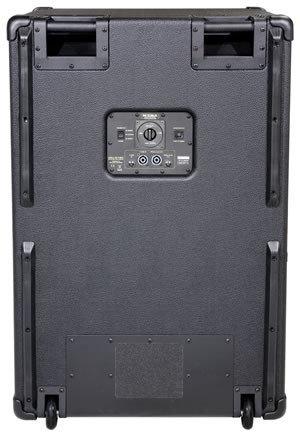 "Mesa Boogie Ltd 6x10 PowerHouse Bass Cabinet 6x10"" 900W Bass Speaker Cabinet with Silver Grille PWRHOUSE-STD-6X10-SL"