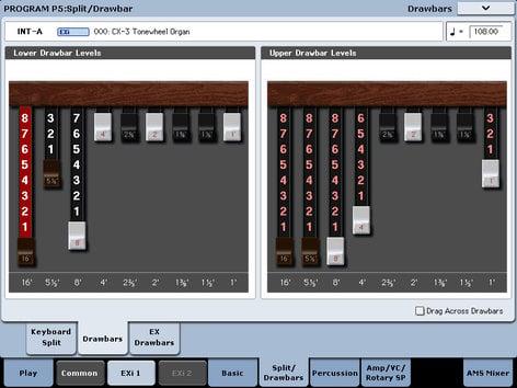 Korg Kronos 73 73-Key Workstation Keyboard KRONOS7