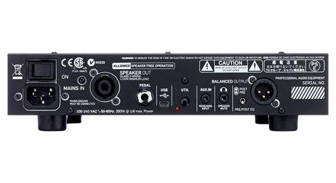 TC Electronic BH-800 800W Bass Amplifier Head BH-800