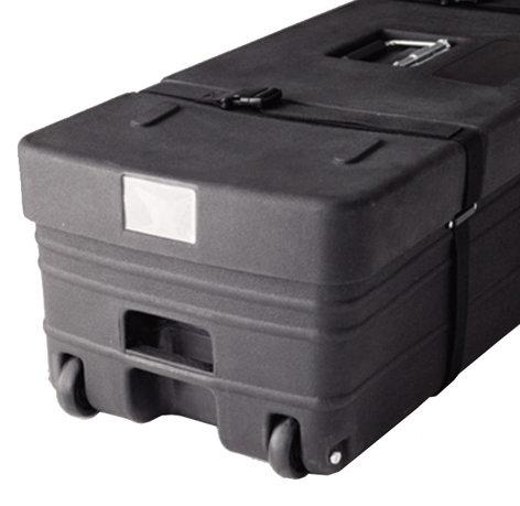 Da-Lite 40989  Polyethylene Case with Wheels for Fast-Fold Portable Screens 40989