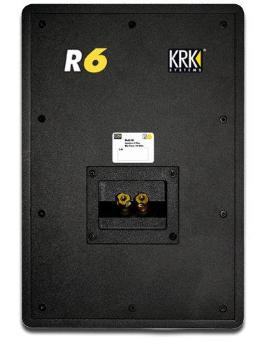 "KRK R6G3 6"" 2-Way Passive Studio Monitor R6G3"
