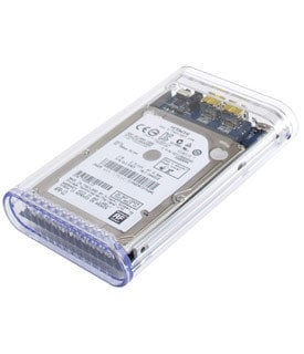 OWC OWCMS8U3H7T1.0 1TB On-The-Go Pro USB 3.0/FW800 Hard Drive OWCMS8U3H7T1.0