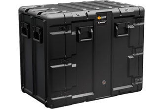 Pelican Cases BLACKBOX-14U-SAE  14RU Hardigg Blackbox Rack Case BLACKBOX-14U-SAE