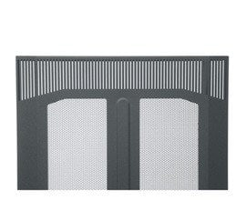 Middle Atlantic Products BVFD-45  45-Space Vented Front Rack Door BVFD-45