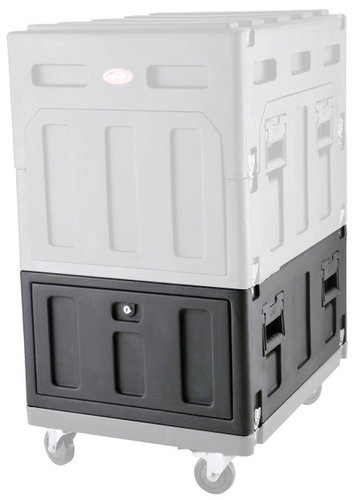 SKB Cases 1SKB19-REX6 The Mighty GigRig® 6RU Expander Rack for 1SKB19-R1406 Mighty GigRig 1SKB19-REX6