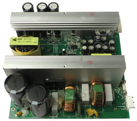 Mackie 0030753-00 Power Supply PCB  for PPM1012 0030753-00