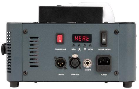 ADJ Fog Fury Jett 700W 12x3 RGBA Fog Machine FOG-FURY-JETT