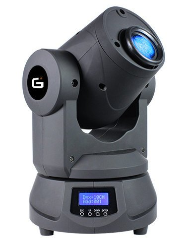 Blizzard Lighting Lil G 40W LED Compact Moving Head Fixture LIL-G