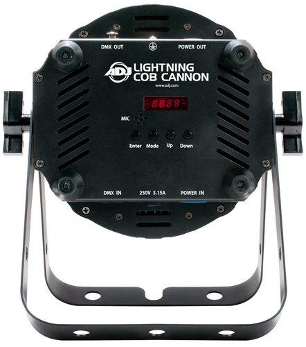 ADJ Lightning COB Cannon 1x100W Cool White COB LED Strobe Effect LIGHTNING-COB-CANNON
