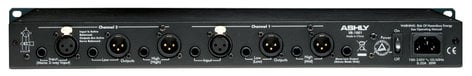 Ashly XR-1001 Stereo 2-way and Mono 3-way Electronic Crossover XR1001